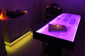 Lettino Da Massaggio Ad Acqua.Materasso Ad Acqua Per Estetica Idea D Immagine Di Decorazione