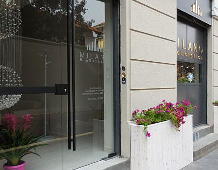 Contatti  Milano Bio Estetica - Centro Benessere e Trattamenti Estetici a Milano