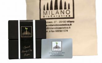 Cofanetto Regalo Gift Box Milano Bio Estetica Milano Bio